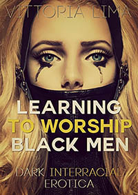 cover design for the book entitled Learning to Worship Black Men