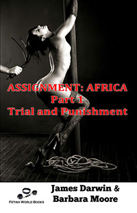 cover design for the book entitled Assignment:Africa