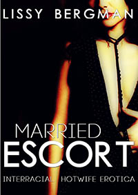cover design for the book entitled Married Escort