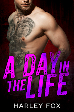 cover design for the book entitled A Day In The Life
