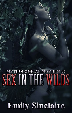 cover design for the book entitled Sex in the Wilds