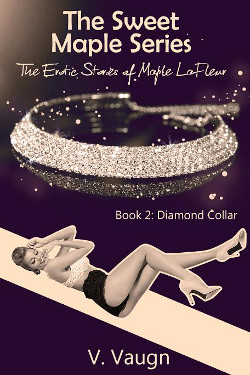 Diamond Collar by V Vaugn