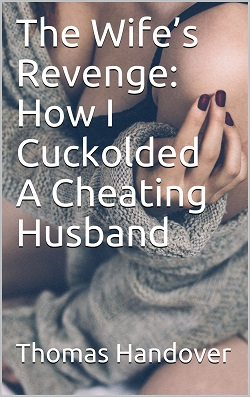 cover design for the book entitled The Wife's Revenge