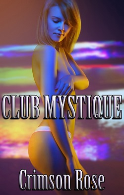 cover design for the book entitled Club Mystique