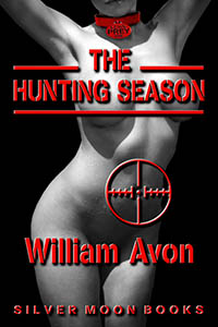 cover design for the book entitled The Hunting Season