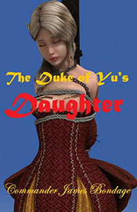 cover design for the book entitled The Duke of Yu