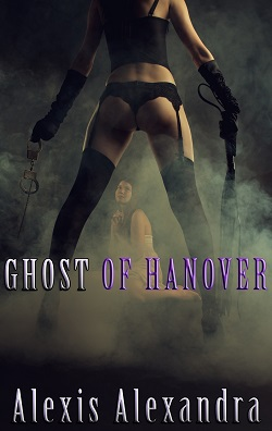 cover design for the book entitled Ghost of Hanover