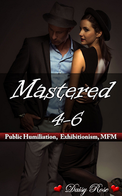 cover design for the book entitled Mastered 4 - 6