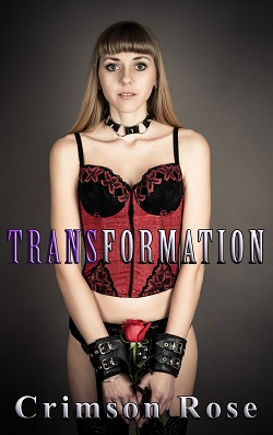 cover design for the book entitled Transformation
