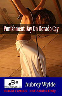 cover design for the book entitled Punishment Day On Dorado Cay