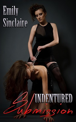 cover design for the book entitled Indentured Submission