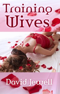 cover design for the book entitled Training Wives