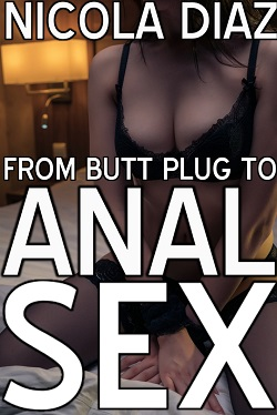 cover design for the book entitled From Butt Plug To Anal Sex