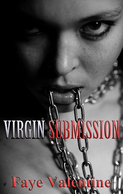 cover design for the book entitled Virgin Submission