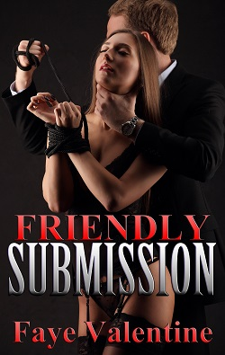 cover design for the book entitled Friendly Submission