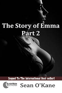 cover design for the book entitled The Story of Emma - Part 2