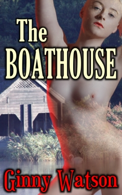 cover design for the book entitled The Boathouse