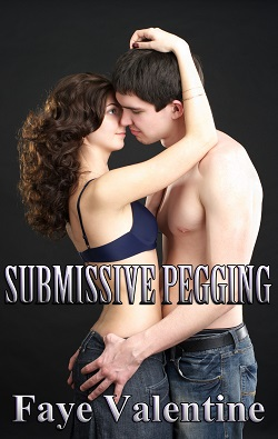 cover design for the book entitled Submissive Pegging