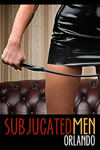cover design for the book entitled Subjugated Men