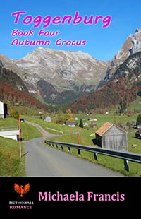 cover design for the book entitled Toggenburg - Book 4