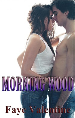 cover design for the book entitled Morning wood