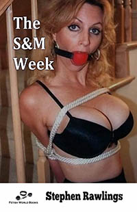 cover design for the book entitled The S&M Week