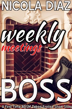 cover design for the book entitled Weekly Meetings