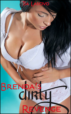 cover design for the book entitled Brenda