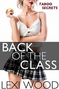 cover design for the book entitled Back of the Class