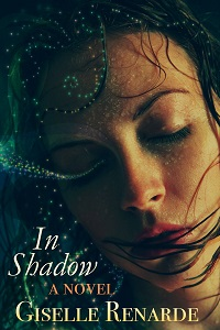 cover design for the book entitled In Shadow