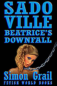 cover design for the book entitled Sadoville - Beatrice