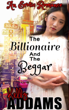 cover design for the book entitled The Billionaire and the Beggar