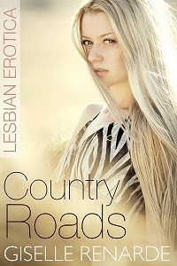 cover design for the book entitled Country Roads