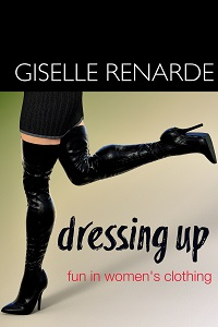 cover design for the book entitled Dressing Up