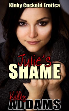 cover design for the book entitled Julie