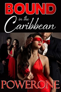 cover design for the book entitled Bound in the Caribbean