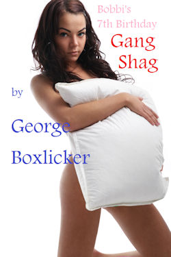 cover design for the book entitled Bobbi