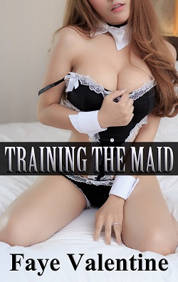 cover design for the book entitled Training the Maid