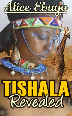 cover design for the book entitled Tishala Revealed