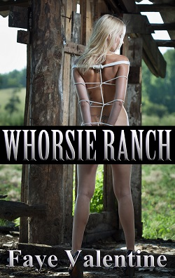 cover design for the book entitled Whorsie Ranch