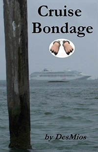 cover design for the book entitled Cruise Bondage