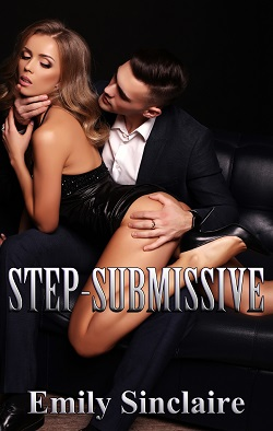 cover design for the book entitled Step-Submissive