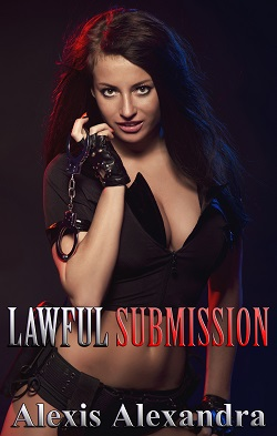 cover design for the book entitled Lawful Submission