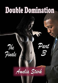 cover design for the book entitled Double Domination: Part Three - The Finale