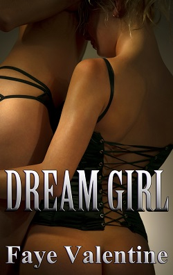 cover design for the book entitled Dream Girl