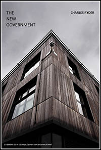 cover design for the book entitled The New Government