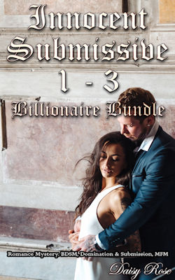 cover design for the book entitled Billionaire Bundle