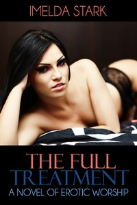 cover design for the book entitled The Full Treatment
