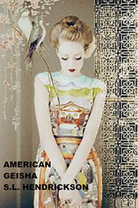 cover design for the book entitled American Geisha