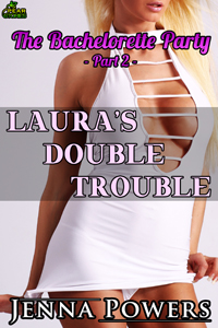 cover design for the book entitled Laura